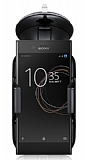 Eiroo Sony Xperia XZs Siyah Araç Tutucu