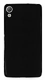 Sony Xperia Z3 Plus Ultra İnce Siyah Silikon Kılıf