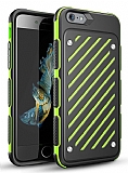 Eiroo Steel Armor iPhone 6 / 6S Ultra Koruma Yeşil Kılıf