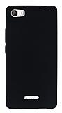 Casper Via M1 Mat Siyah Silikon Kılıf