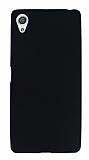 Eiroo Ultra Thin Sony Xperia X Siyah Silikon Kılıf