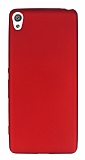 Eiroo Ultra Thin Sony Xperia XA Bordo Silikon Kılıf