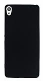Eiroo Ultra Thin Sony Xperia XA Siyah Silikon Kılıf