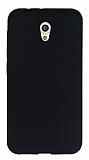 Vodafone Smart 7 Mat Siyah Silikon Kılıf