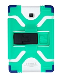 Eiroo Universal Standlı Silikon Tablet Yeşil Kılıfı 10 inç