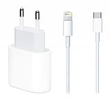 Eiroo USB-C to Lightning 18W Şarj Aleti Seti