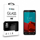 Eiroo Vodafone Smart 6 Tempered Glass Cam Ekran Koruyucu