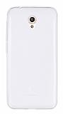 Vodafone Smart 7 Style Ultra İnce Şeffaf Silikon Kılıf