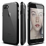 Elago Dualistic iPhone 7 Ultra Koruma Siyah Kılıf