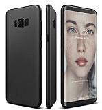 Elago Inner Core Samsung Galaxy S8 Plus Siyah Rubber Kılıf