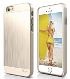 Elago iPhone 6 / 6S OutFit Series Mat Gold K�l�f