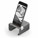 Elago M3 Alüminyum Dark Silver Telefon Standı