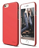 Elago S6 Slim Fit 2 iPhone 6 / 6S Italian Rose Rubber Kılıf