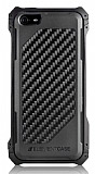 Element Case Sector 5 Carbon Fiber Edition iPhone 5 / 5s Siyah K�l�f