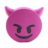 Emoji 2600 mAh Powerbank Mor Yedek Batarya