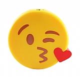Emoji 2600 mAh Powerbank Kiss Yedek Batarya