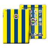 Fenerbah�e iPad 2-3-4 Efsane �ubuklu Lisansl� Sticker