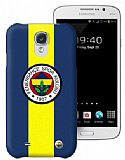 Fenerbah�e Samsung i9500 Galaxy S4 Sonsuza Kadar Lisansl� Deri K�l�f