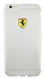 Ferrari iPhone 7 / 8 Şeffaf Silikon Kılıf