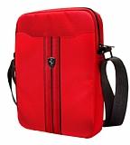 Ferrari Universal 7-8 inç Tablet Çanta Kırmızı Kılıf