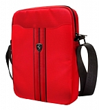 Ferrari Universal 9-10 inç Tablet Çanta Kırmızı Kılıf