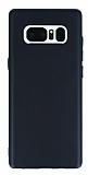 G-Case Elegant Samsung Galaxy Note 8 Kamera Korumalı Siyah Silikon Kılıf