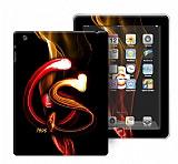Galatasaray  iPad 2 / iPad 3 / iPad 4 Alevli Lisansl� Sticker