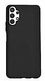 Samsung Galaxy A32 4G Siyah Silikon Kılıf