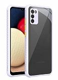 Samsung Galaxy S20 FE Kamera Korumalı Kaff Mor Kılıf