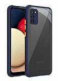 Samsung Galaxy S20 FE Kamera Korumalı Kaff Lacivert Kılıf