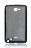 Galilio Samsung N7000 Galaxy Note Siyah K�l�f