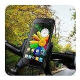 General Mobile Discovery Baseus Wind Series 360 Derece D�ner Standl� Bisiklet Telefon Tutucu