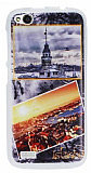 General Mobile Discovery �stanbul Kartpostal Ultra �nce Silikon K�l�f