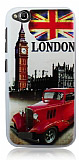 General Mobile Discovery London Ultra �nce Rubber K�l�f