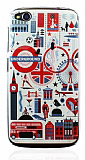 General Mobile Discovery London Underground Sert Rubber K�l�f