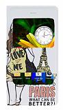 General Mobile Discovery Pencereli �nce Kapakl� Paris K�l�f