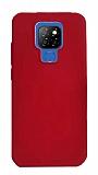 General Mobile GM 20 Kırmızı Silikon Kılıf