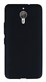 General Mobile GM 5 Plus Metal Tuşlu Mat Siyah Silikon Kılıf