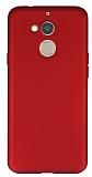 General Mobile GM 8 Mat Kırmızı Silikon Kılıf