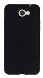 General Mobile GM6 Mat Siyah Silikon Kılıf
