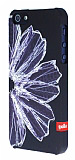 Golla iPhone SE / 5 / 5S Idana Siyah Sert Kılıf