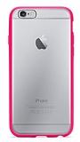 Griffin Reveal iPhone 6 Plus / 6S Plus Pembe Kenarl� �effaf Ultra Koruma K�l�f