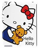Hello Kitty SAN-80KTA iPad 2-3-4 Rubber K�l�f