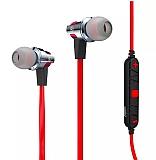 Hoco EPB02 Premium Mikrofonlu Bluetooth Kulaki�i Silver Kulakl�k