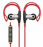 Hoco EPB03 Premium Mikrofonlu Bluetooth Kulaki�i K�rm�z� Kulakl�k