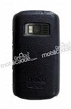 Hoco Nokia C6-01 L�x Siyah Deri K�l�f