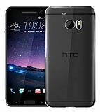 HTC 10 Şeffaf Kristal Kılıf