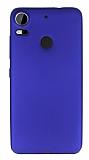 HTC Desire 10 Pro Mat Lacivert Silikon Kılıf