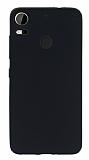 HTC Desire 10 Pro Mat Siyah Silikon Kılıf