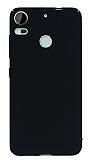 HTC Desire 10 Pro Tam Kenar Koruma Siyah Rubber Kılıf